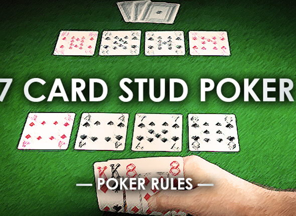 7 Card Stud Poker rules and the history of this old card game
