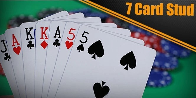 How to play poker 7 card stud to win money at the online casino