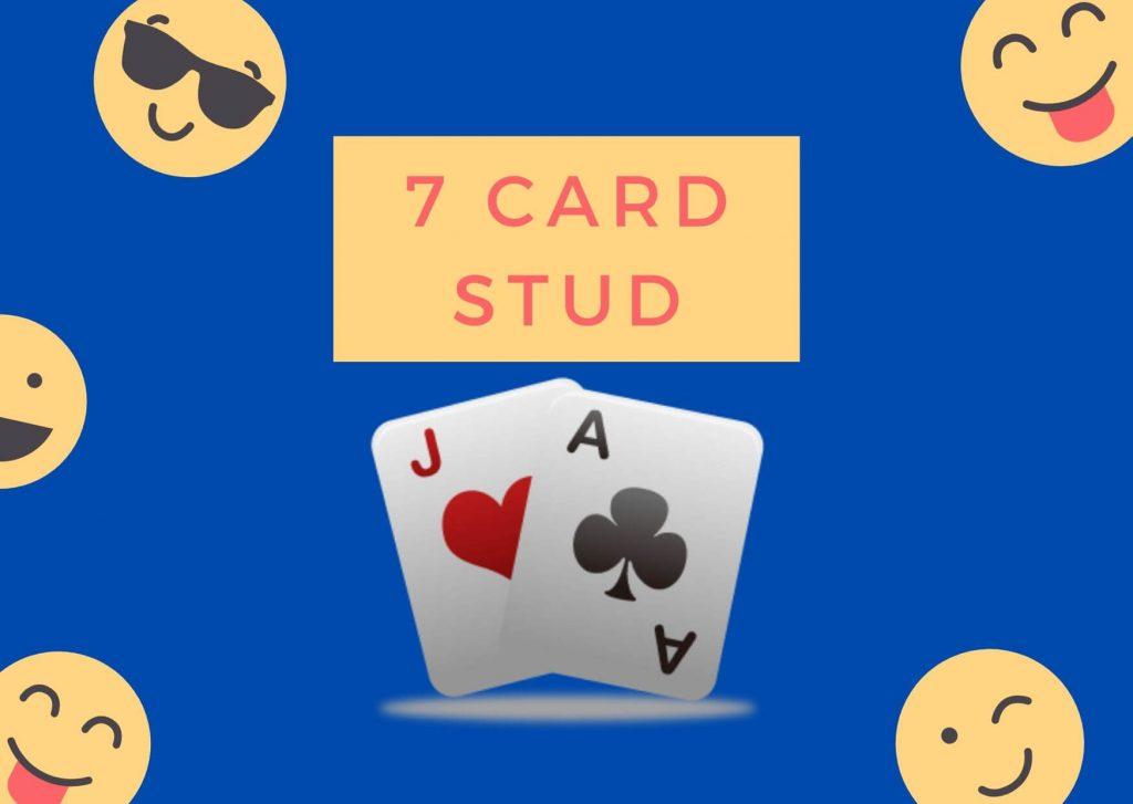 7 card Stud hands