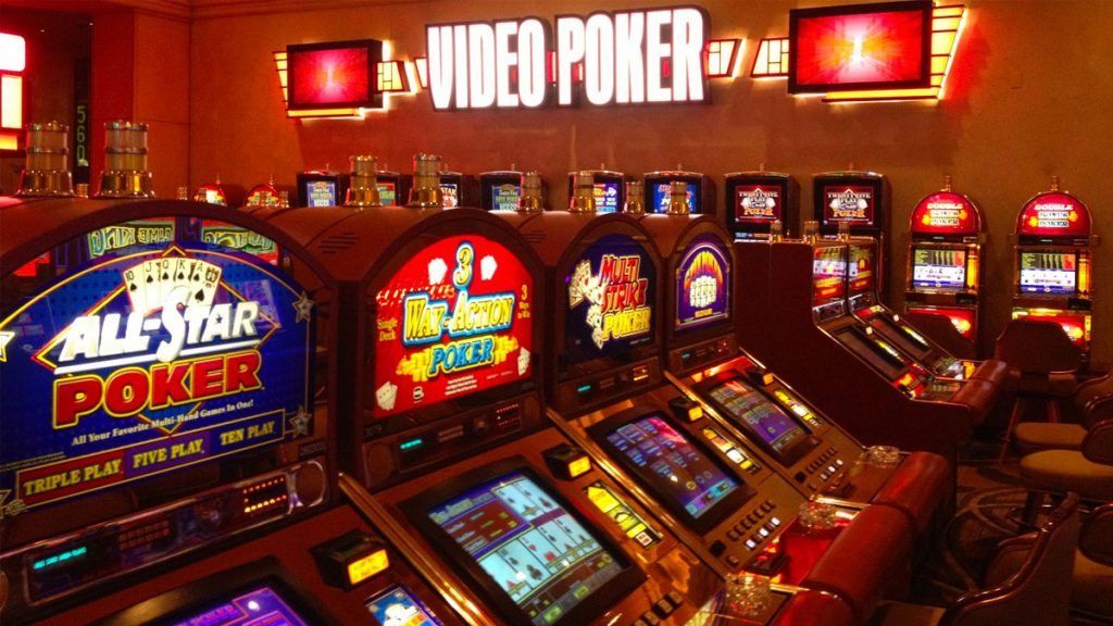 Play free video Poker and have fun Thumbnail
